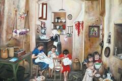 Alla Fondazione Sassi personale della pittrice materana Maria Paolicelli