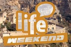 Matera: tutti gli appuntamenti per il fine settimana