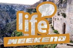 A Matera, ecco che arriva il weekend