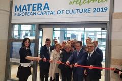All'Aeroporto di Bari, uno spazio informativo di Matera2019 e della Basilicata