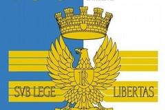 """La polizia festeggia il centenario """"dell'aquila"""""""