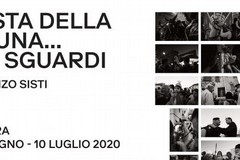 """Mostra di Lorenzo Sisti """"Festa della Bruna…gli sguardi"""". Fino al 10 luglio"""