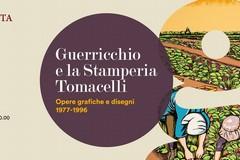 L'arte di Luigi Guerricchio e la stamperia Tomacelli in mostra a Matera