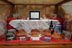 Il pane di Matera in mostra in Sardegna