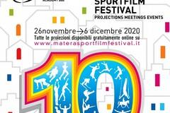 Sarà online l'edizione numero 10 del Matera Sport Film Festival