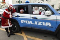 Natale solidale per la Polizia