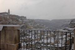 Allerta meteo per neve e vento