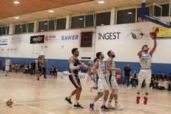 Olimpia Basket, grande vittoria nello scontro al vertice