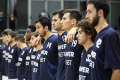 Olimpia Basket, sconfitta a Napoli all'overtime