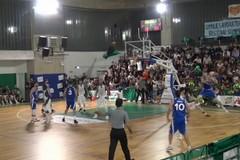 Al PalaLanera l'Olimpia Matera supera il Valmontone