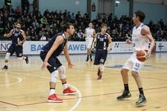 Basket Serie B, Olimpia Matera in trasferta a Giulianova