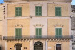 Inaugurazione del palazzo Malvinni - Malvezzi