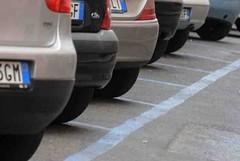 Il parcheggio di via Saragat è operativo