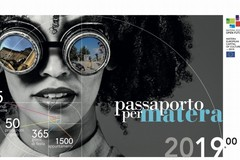 Matera2019, il passaporto è anche giornaliero
