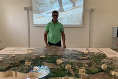 Presentato il nuovo percorso espositivo di Parco dei Monaci