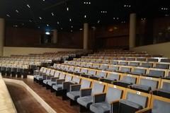 Avviati i lavori dell'Auditorium Gervasio