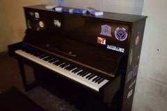 Il pianoforte del Belvedere Guerricchio torna a suonare