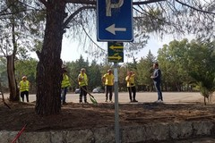 Riqualificazione all'oasi di san Giuliano e colle santuario di Picciano