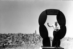 Al Musma si inaugura la mostra di Pietro Consagra