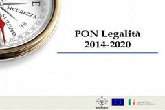 Contrasto alla criminalità, Basilicata nel Pon Legalità 2014-2020