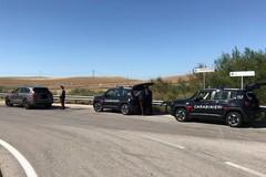 Posti di blocco dei Carabinieri a Venusio