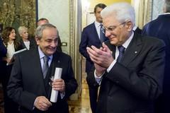 Sindaco di Matera ricevuto dal Presidente Mattarella