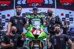 Moto, Raffaele Rubino chiude il campionato al secondo posto