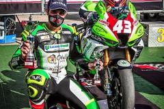 """Motociclismo: """"Trofeo Metzeler Superior Cup"""", Rubino sugli scudi"""