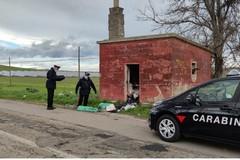Abbandono dei rifiuti, controlli dei carabinieri