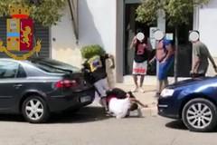 Rissa in via San Pardo, 5 incastrati da un video sui social