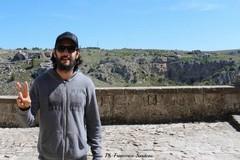 Rodrigo Santoro torna a Matera