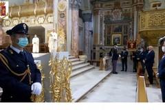 La Polizia celebra san Michele Arcangelo