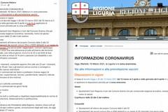 Matera in Liguria, errore sulla pagina social del Comune