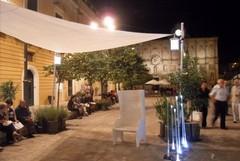 Panchine in via Ridola, inaugurato lo Spazio Itinerante