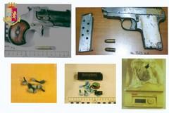 Concluse indagini per traffico di armi e droga