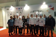 Campionati di Cucina italiana a Rimini: premi e medaglie per gli studenti lucani