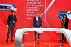 Trenitalia, firmato accordo con associazioni dei consumatori