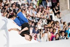 Matera sarà palcoscenico mondiale di freerunning
