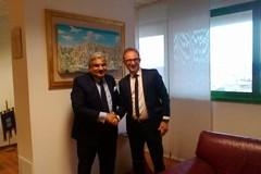 L'ambasciatore indiano Anil Wadhwa ospite al Comune di Matera