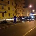 Incidente mortale in via Lucana