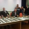 Operazione antidroga, sequestrati quasi 5 kg di hashish e cocaina