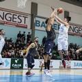 Serie B: Olimpia Basket Matera a Recanati per una sfida all'ultimo canestro