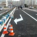 Via La Martella verso la riapertura