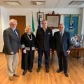 L'ambasciatore argentino in visita nella città dei Sassi