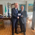 De Ruggieri incontra l'Ambasciatore irlandese O'Floinn