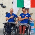 Antonio Trevisani, secondo posto nell'arrampicata sportiva
