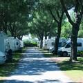 Potenziamento dei servizi degli spazi camper attrezzati legati all'intermodalità