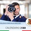 In prenotazione il nuovo calendario della Polizia di Stato