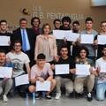 Premio Storie di Alternanza: la Camera di commercio di Matera premia la classe V A dell'ISS Giovanni Battista Pentasuglia.