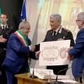 Conferita cittadinanza onoraria all'Arma dei Carabinieri